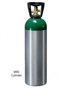 M Size Cylinder 1600L 15kg