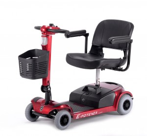 Mobility Buggy (Red)